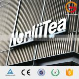 Factory Outlets Jaguar Illuminated Outdoor Sign Board Arcylic Material Outdoor Advertising Sign