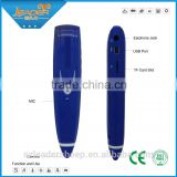 Intelligent Russian Book Reading Pen For Kids , Electronic Learning Pen