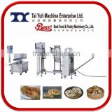 TY-812 Automatic encrusting and forming machine