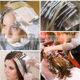 China manufacture hot selling hair foil, high quality of aluminium foil for hair salon, salon foil