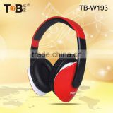 2014 China Wholesale Wireless earphones & headphones with TF card,headphones with built-in radio