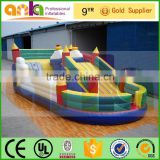 Focus on inflatable pools that have slides with short lead time