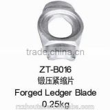 Scaffolding Coupler nut and bolt Scaffolding Forged Ledger Blade Scaffolding Coupler ZT-B016