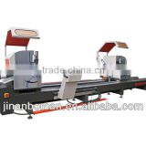 aluminum and pvc window machine,Aluminum digital display double mitre saw/aluminum window&door 45 degree saw
