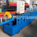 HC330 High Quality Round Profile Steel Downspout/Downpipe/Gutter/Tube Cold Roll Forming Rolling Making Machine