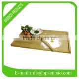 uesful bamboo butcher block