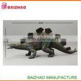 3D Assembled Dinosaur toy Action Figures Collections pvc toy,plastic toy figures