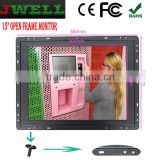 10 inch 12 inch 15 inch 17 inch 22 inch open frame monitor with HDMI