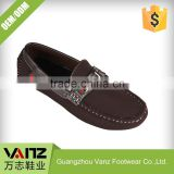 OEM ODM Service Less Rubbing Leather Slip-on Wholesale Loafer Shoes Casual Shoes