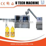 Food,Beverage,Machinery & Hardware Application and New Condition PET bottled Cooking Oil Filling machine Plant