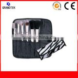 6pcs Cute synthetic Hair Professional Mini Makeup Brush Set