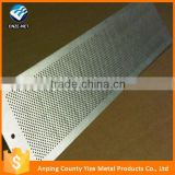 China manufacture factory sale perforated aluminium sheets with low price