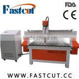 FASTCUT1325 High quality and precision pressboard PVC iron glass metal plate wood shaving machine