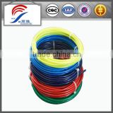 7x19 16mm Nylon coiated aircraft steel wire rope cable                                                                         Quality Choice