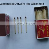 safety match producer in China