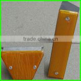road security reflective barrier delineation