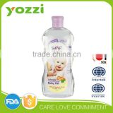 500ml baby oil supplier baby mositurizing oil