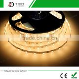 12v smd 3528 led ribbon light 4.8w/m 60leds,Ra>80 led strip light with China manufacturer
