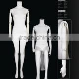 Headless female mannequins with articulated hands, any pose