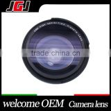 High Quality 52mm 0.35X Fisheye Lens Camera Lenses Super Wide Angle Macro Lens for Canon for Nikon for Fuji