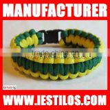 cheap 550 paracord spool paracord bracelet with beads