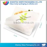 recyclable greaseproof packaging food burger wrapping paper                                                                                                         Supplier's Choice
