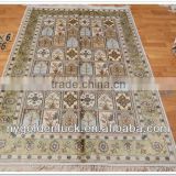 4x6ft Handmade Persian Prayer Hand Woven Rug