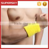 A-354 elastic sports wrist support guard colorful badminton support wrist brace knitting wrist support