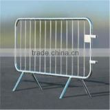 Wholesale cheap galvanized crowd control barrier fence / heavy duty portable fence for sale