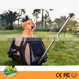 Artech pet supplement of trolley pet dog carrier / wholesale pet carrier