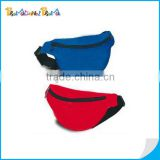 Two Pocket 420D Nylon Fanny Pack, Waist bag