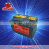 12v 64ah lead acid car batelia battery High Cca