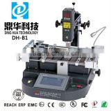bga chip desoldering and soldering machine dinghua DH-B1 rework station for reballing chipset pcb cpu better than zm 5860