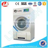 35kg LJ Full stainless steel electric clothes dryer