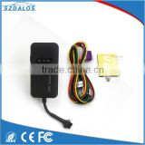 Motorcycle easy installation smart anti-theft gps gprs sms gt02 phone car gps tracker with rfid reader