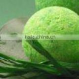 Natural Handmade bath fizzer Green tea~130 gr