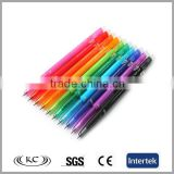 China factory latest free samples gel pen set gillter gel pen
