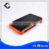 Wholesale LED Solar Charger 20000Mah USB power bank made in China manufacture