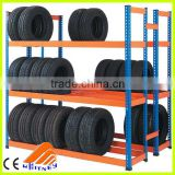 China manufacturer direct steel tyre racks, customized tire stacking racks,car roof luggage rack