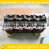 HINO ENGINE CYLINDER BLOCK HEAD