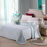 Nantong textile jacquard bed imported silk quilts down comforter set with matching curtain wholesale