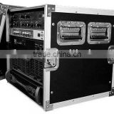 Hight quality amplifier deluxe case - Flight case - Rack case(XY-608)
