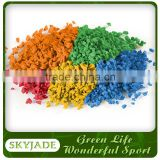 Best Quality EPDM Colorful Rubber Granule