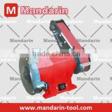Two Types Electric Grinder tools Bench Grinder, Belt Grinder, TML-BD-150-50F, 250W, 2950RPM, 150X20X12.7MM, 50X686MM