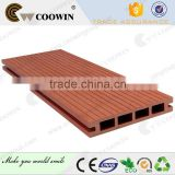 Outdoor use decorative blank snowboard wpc decking