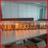 top level P10 outdoor bus led display RF control board advertising sign new product 2014 innovation