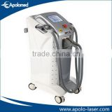 Chinese Apolo Med CE& ISO approved Elight ipl + rf beauty machine skin rejuvenation e light( ipl+rf )series for hair removal