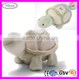 D334 Soft Baby Ages 3+ Moving Sea Animal Turtle Stuffed Moving Plush Toys