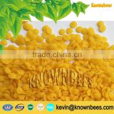 Pure Yellow Beeswax Granules / Pellets for Candle making, Soap making, cosmetics, easy melt wholesale 1 pound