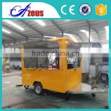 INquiry about Fast Food Van For Sale/mobile bar trailers
